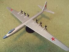 Built 1/200: Soviet MYASISHCHEV Long Range Bomber Prototype Aircraft USSR