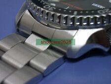 22mm Oyster Solid Stainless Steel Double Lock Bracelet For Scuba SKX007 009 0292
