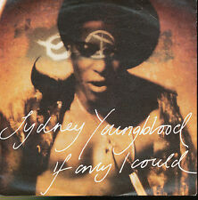 SYDNEY YOUNGBLOOD 45 TOURS GERMANY IF ONLY I COULD