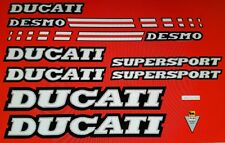 DUCATI 900 Supersport Modelo Pintura Calcomanía Kit