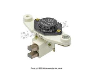 Mercedes (1973-1985) Voltage Regulator Short Brush BOSCH OEM NEW + Warranty