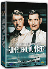 Run Silent Run Deep (1958) Clark Gable, Burt Lancaster DVD *NEW