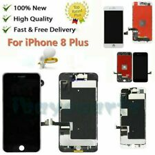 for iPhone 8 Plus LCD Screen Display Touch Digitizer Replacement+Camera Part new
