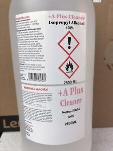 IPA 100% | Lab Grade | Isopropyl Alcohol/Isopropanol | 2.5 Litre