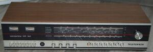 TELEFUNKEN CONCERTINO HiFi 301 Radio für Sammler, Bastler, guter Zustand