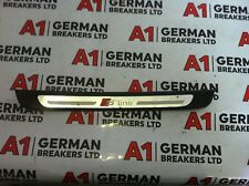 GENUINE 2011 - 2015 AUDI A1 S LINE FRONT DOOR SILL ENTRY TRIM 8X4853373A