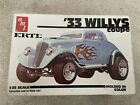 AMT ERTL '33 WILLYS COUPE - SCALE 1:25