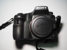 sony alpha A77ii - 24.2 Mpx - noir - boitier