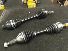 VAUXHALL ZAFIRA ASTRA 2.0T VXR DRIVESHAFT COMPLETE INNER OUTER CV JOINT PAIR