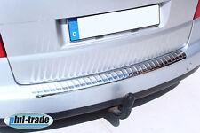 VW Touran Ladekantenschutz Edelstahl poliert passgenau Typ 1T1 1T2 BJ 2003-2010