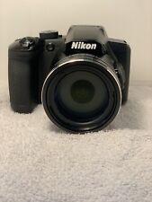 Nikon Coolpix B600 Point & Shoot Camera - Black