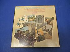 Mascagni Cavalleria Rusticana Milanov Merrill, VIC-6044, 2 Records with score