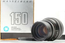 【 MINT BOXED 】 Hasselblad Carl Zeiss Sonnar C 150mm F/4 T* BLACK Lens from JAPAN