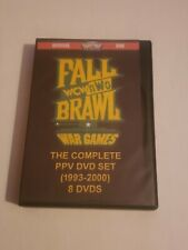 WCW FALL BRAWL THE COMPLETE PPV DVD BOX SET (1993-2000)