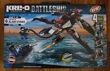 NEW SEALED KRE-O Battleship Alien Strike Set (38944) with 277 pieces
