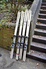 Dynastar Personalizado enfoque militar Touring esquís con fijaciones Silvretta EasyGo 500