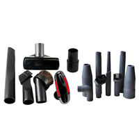 15pcs Vacuum Cleaner Accessories Suction Head Flat Nozzle Brushes 32MM/35MM Kit
