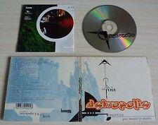 CD ALBUM DIGIPACK IL ETAIT UNE FOIS ASTROPOLIS 1995 2000 MANU LE MALIN 27 TITRES