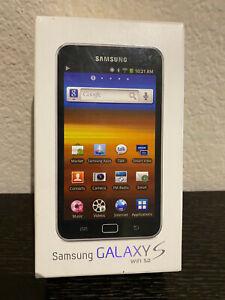 Samsung Galaxy Player S 5.0 (YP-G70CW) 8GB - White - Digital Media Player NIB!