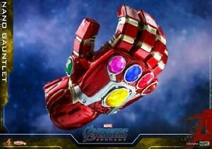 Hot Toys COSB572 Avengers Endgame Nano Gauntlet Glove Cosbaby Mini Figure Model
