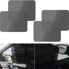 4X High Quality Reusable Car Window Sun Shade Covers Static Cling Screen 63x42cm