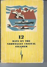 MC-245 - 12 Days on the Norwegian Coastal Steamer, Norway, HBDJ, 1961