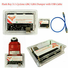Flash Boy 3.1 Cyclone GBC GBA Roms Game Cartridge Dumper Recorder With USB Cable
