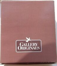 Gallery Originals 1984 Avon Kerby Safari Suit Hat Only in Box for Teddy Bear
