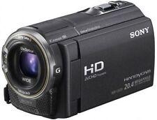 Sony HDR-CX570E Camcorder schwarz - Top Zustand #007