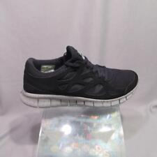Nike Free Run 2 SP Genealogy Size 12 677736 001 Black Black Cement Grey