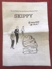 Vintage 1984 Skippy - Supreme Cut And Restored Skipping Rope Magic Trick