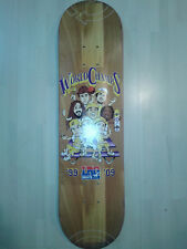 LRG Skate Lifted Research Group World Champs '99 '09 10th anniversary deck