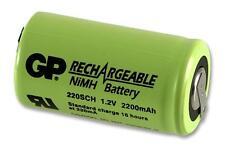 BATTERIA NI-MH + Etichetta Sub-C 1.2v 2200mah-batterie ricaricabili -