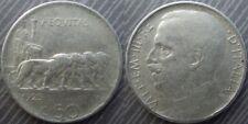 ITALY # 50 centesimi 1925 - Vittorio Emanuele III