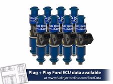 1100cc Injectors FIC Fuel Injector Clinic 2007-2012 Ford Mustang GT500