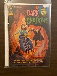 Dark Shadows 13 Low Grade Gold Key Comic Book CL72-160