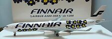 JC  Wings 1:200  -  Finnair Airlines  A340-300   -   XX2634