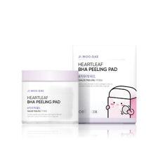 [celimax] Jiwoogae Heartleaf BHA Peeling Pad 60pcs