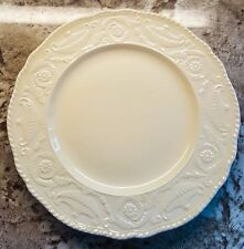 Adam Antique Steubenville Cream 1930s luncheon plate