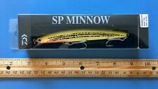 "Daiwa SP Minnow 5-1/8"" Floating SOS YLLW Saltwater Fishing Lures (BRAND NEW)"