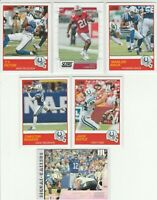 2019  Score Football Colts Andrew Luck Parris Campbell Marlon Mack T.Y. Hilton