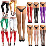 Sexy Women's Lace Nightclub Sexy Stay Up Thigh High Stocking Tight Pantyhose Hot