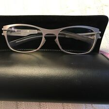 IC! Berlin Charmante Eyeglasses, in Pearl color (silver) 53-15