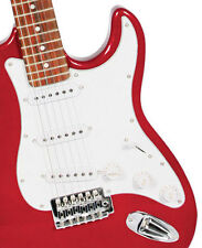 ~Sale New RED-MET Electric Guitar+Strap+Gigbag+WARRANTY