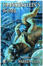 Frankenstein´s Womb A Graphic Novella by Warren Ellis