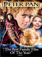 Peter Pan (DVD, 2004, Widescreen Edition) Bilingual