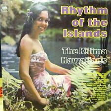 The Kilima Hawaiians(Vinyl LP)Rhythm Of The Island-CBS-63463-UK-VG/NM