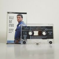 Billy Ray Cyrus Some Gave All Music Cassette Tape