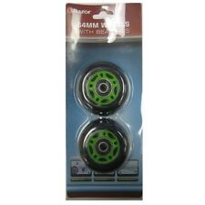 Razor PowerWing DLX Replacement Rear Wheels - Green Hub 20036099058 NEW
