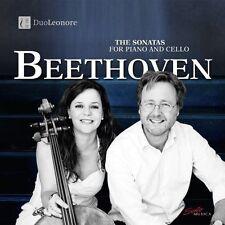 Beethoven: The 5 Sonatas for Cello & Piano, New Music